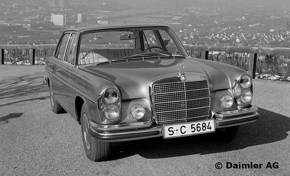 Mercedes-Benz Typ 300 SEL 6,3 Liter, der Baureihe 109