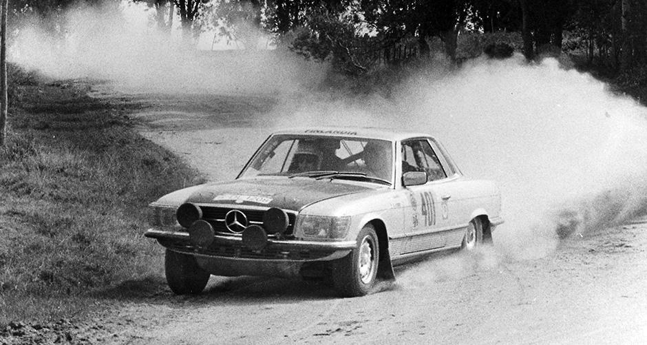1979 500SLC rally