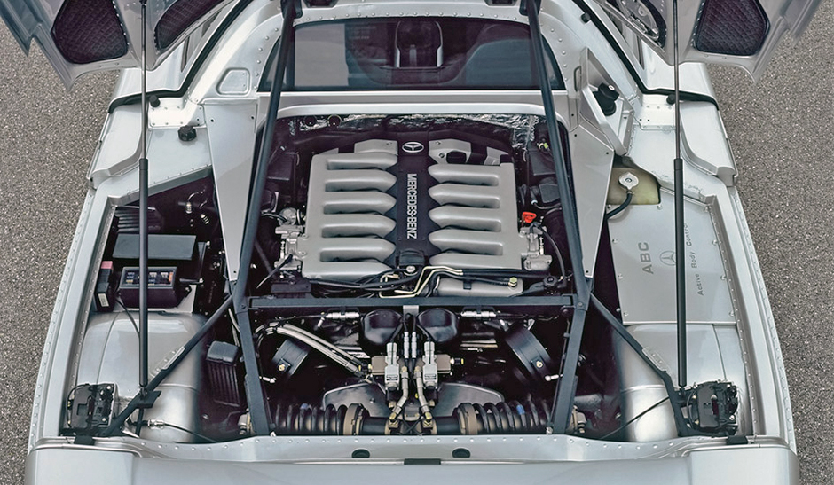 C112 1991 engine