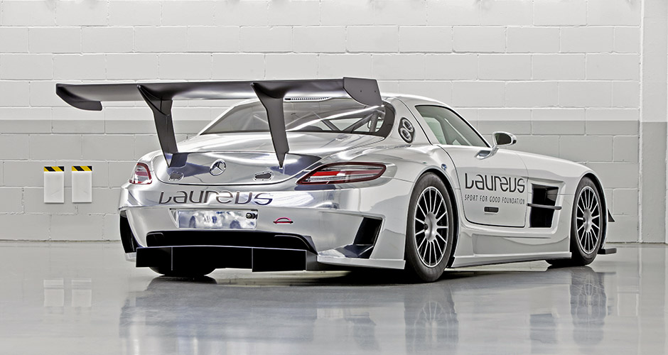 Mercedes-Benz SLS AMG GT3 ; Mercedes-Benz SLS AMG GT3;