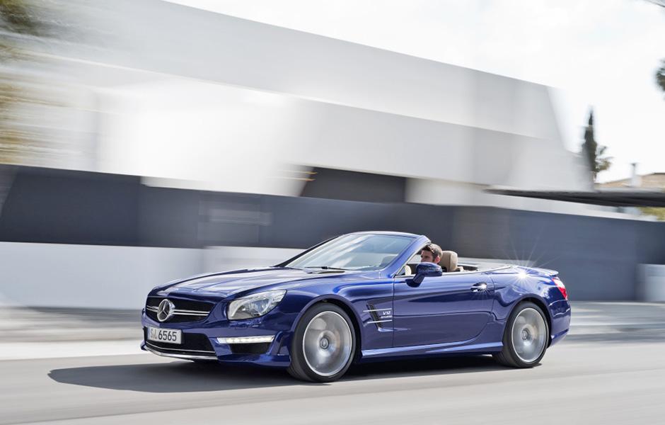 Mercedes-Benz SL-Klasse, SL 65 AMG ; Mercedes-Benz SL-Class, SL 65 AMG;