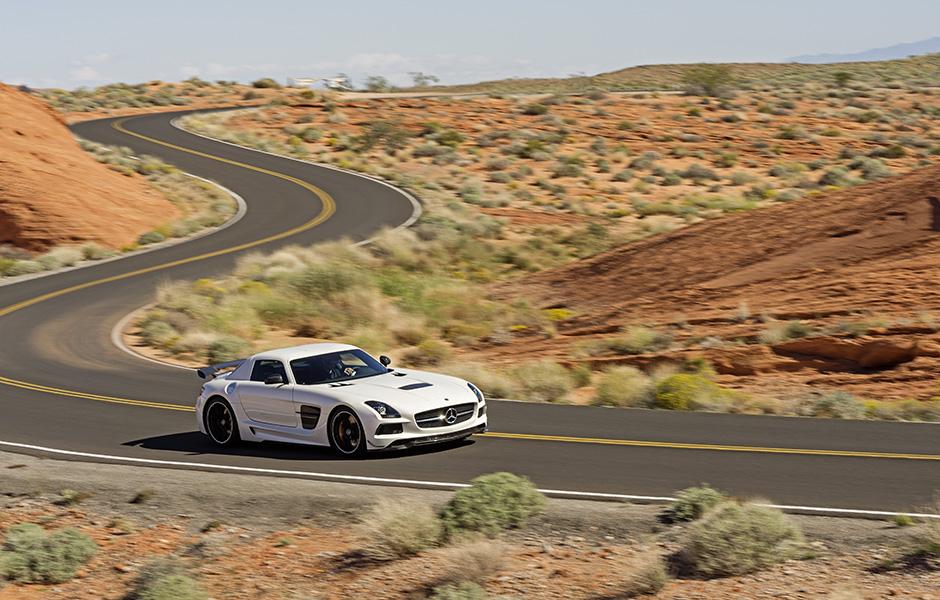 SLS AMG Coupé Black Series, (C 197), 2012