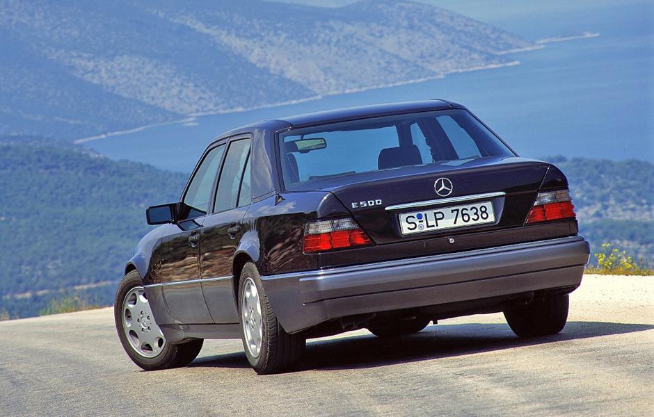 Mercedes-Benz 500 E ; Mercedes-Benz 500 E;