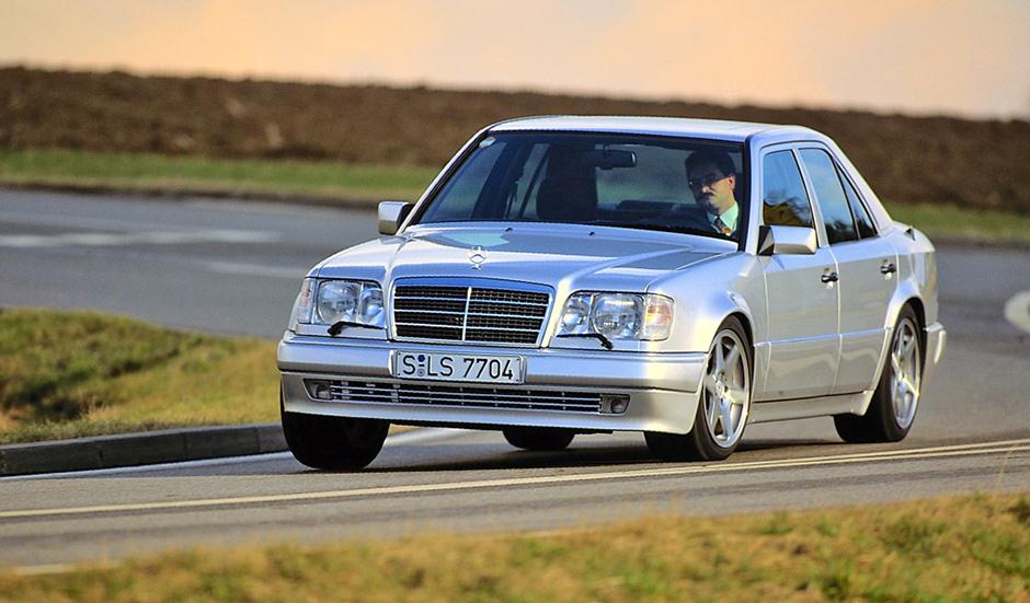 Mercedes-Benz 500 E Limited ; Mercedes-Benz 500 E Limited;