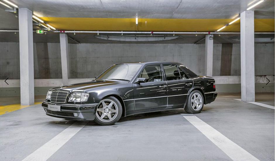E60 mb classic