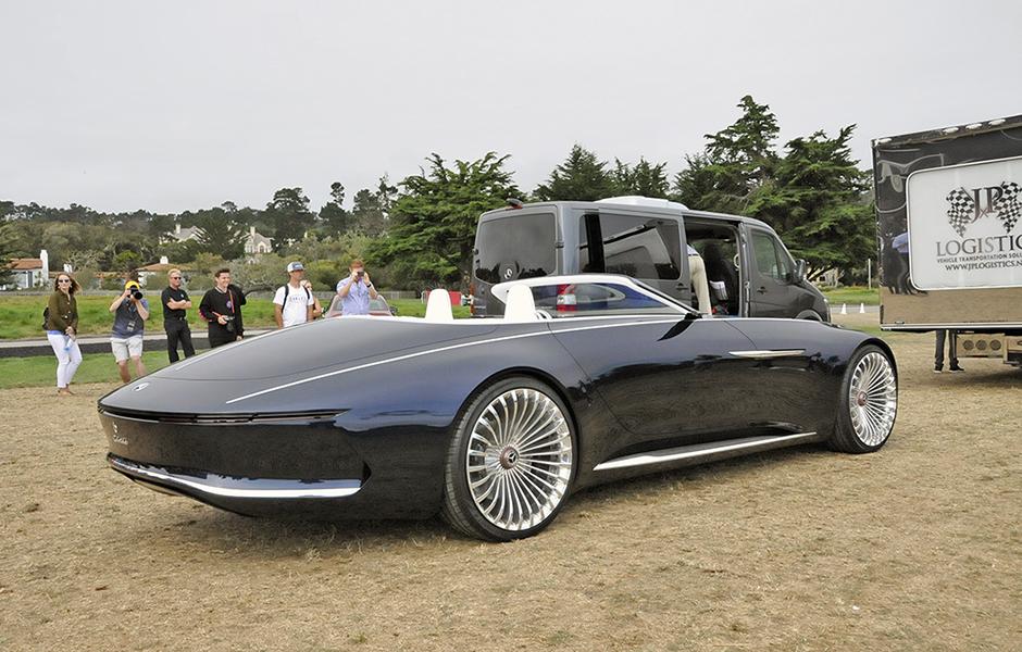 Monterey 2017 mercedes benz classic center mercedesheritage for Mercedes benz monterey