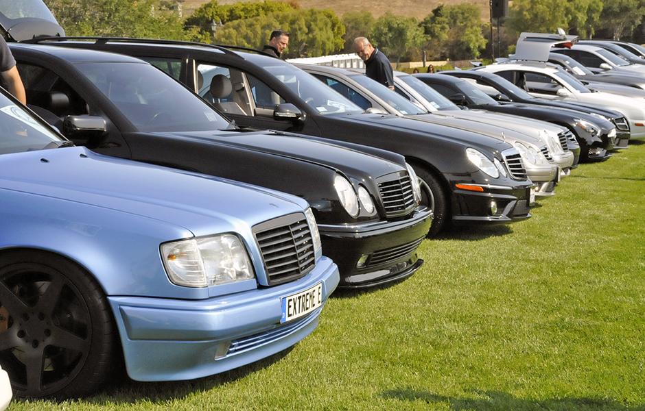 Legends of the Autobahn 2017 - MercedesHeritage