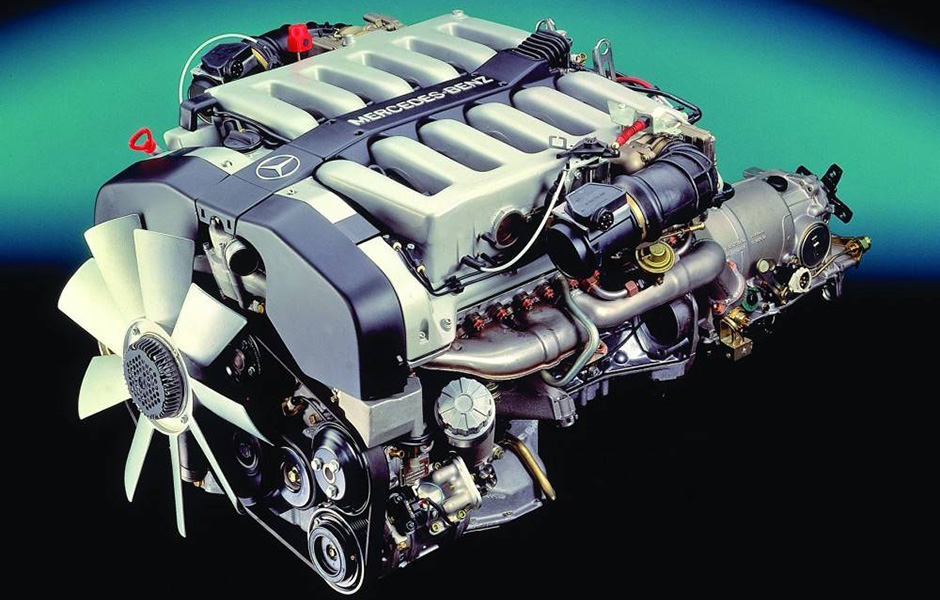 Mercedes Benz To Phase Out V12 Engines