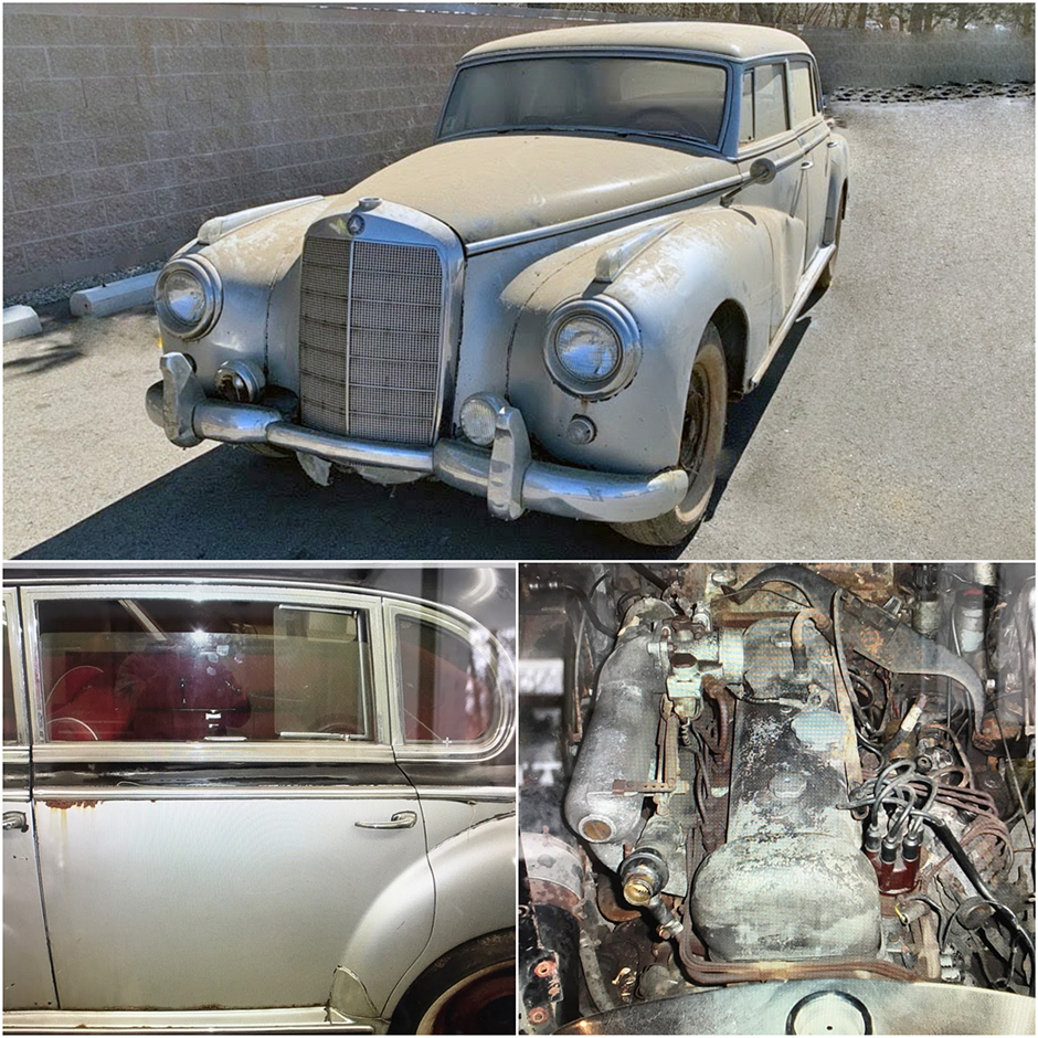 300c, limousine, studebaker packard, roy hurley,fuel injection