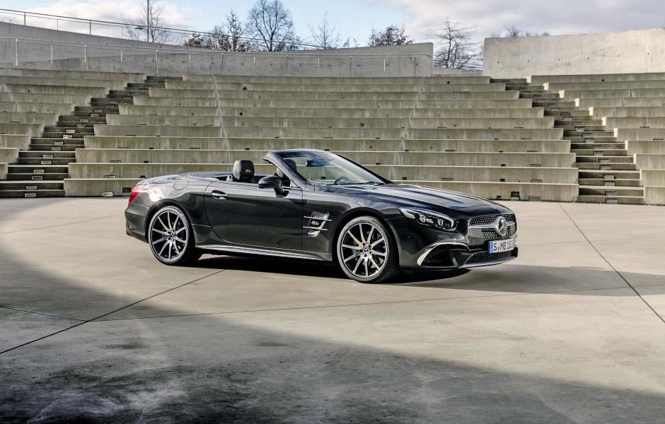 2021 Mercedes Sl Update Mercedesheritage