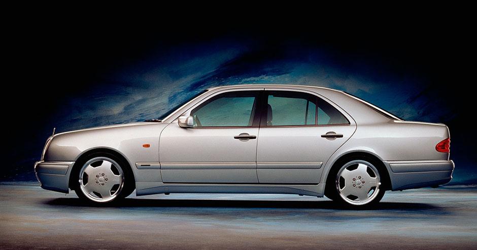 1995 E50 debut
